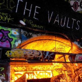 The Underground Film Club - The Vaults Waterloo