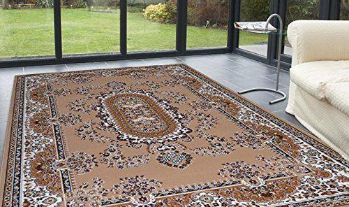 Tapis motif Persan style classique – Meilleur rapport Qualité/Prix ROYAL SHIRAZ 2063-BEIGE 200×300