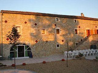 Cottages, cikader og Mas de la Chataigneraie med pool