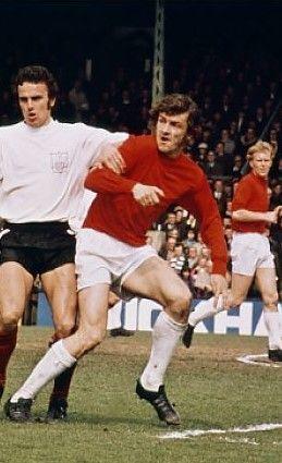 John Bird Preston North End 1971