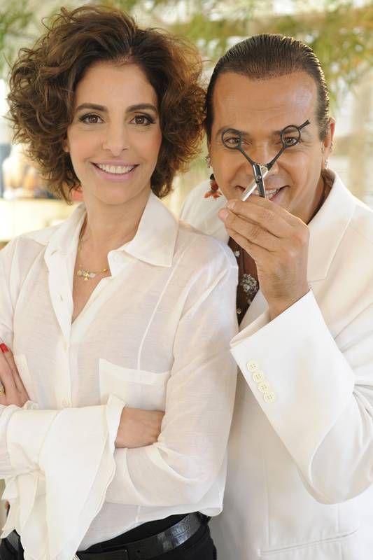 """Para viver uma advogada em """"Salve Jorge"""", a próxima trama das nove da """"Globo"""", Antonia Frering deu uma repaginada no visual. O responsável pelo novo look é o..."""