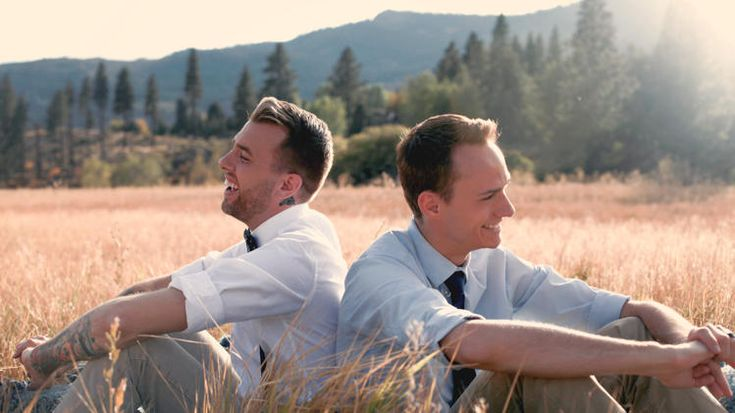 1 of 5 couples to win ACLU's 'My Big Gay (Il)legal Wedding' contest - Jeromy Manke and Brian Jensen of Reno, Nev. Jensen, a hair stylist, and Manke, a human resources consultant, have been engaged since June 2012 and plan a California wedding at nearby Lake Tahoe. - Read more: http://news.yahoo.com/aclu-picks-winners-national-gay-wedding-contest-185612926.html