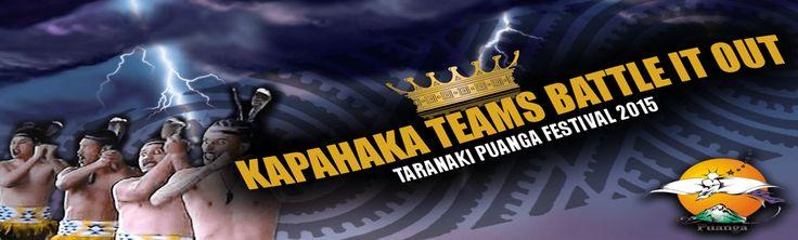 Puanga Kapa Haka Information - Tūtū Kā'ika