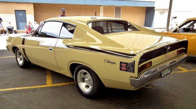 1972 Chrysler VH Valiant Charger
