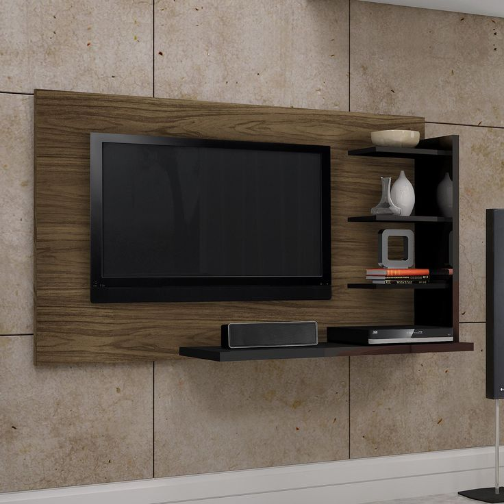 Para deixar a sala de estar ainda mais bonita e organizada os painéis são as melhores opções. Em ambientes pequenos essas peças são muito indicadas por ocupar menos espaço.