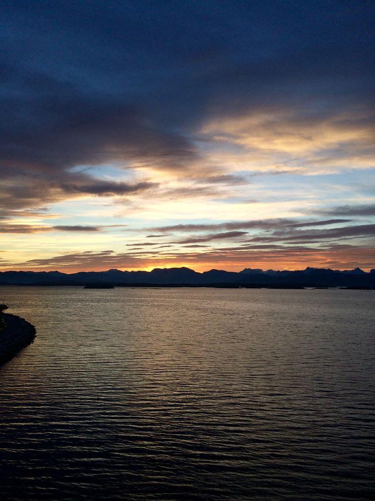Молде Норвегия 🤗