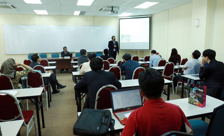 International Sustainable Urban Infrastructure Seminar | Photos