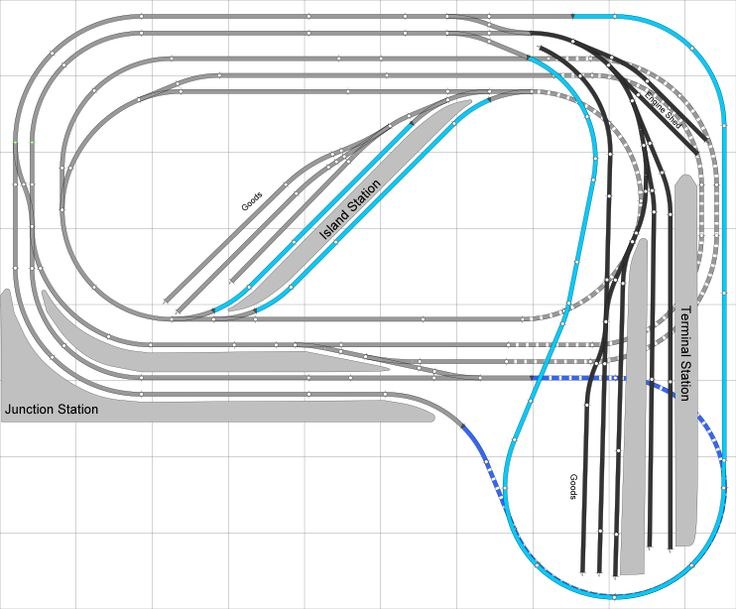 7b2621aa787698f313459cf5112c7a37 model train ho scale 474 best trains images on pinterest trains, model trains and  at eliteediting.co