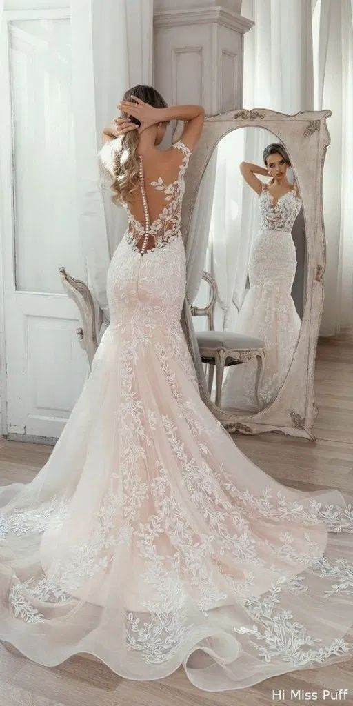 130 tempting wedding dresses with long sleeves - page 18 | terinfo.co