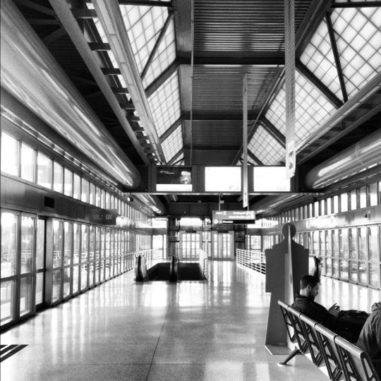 Newark Liberty International Airport (EWR) in Newark, NJ