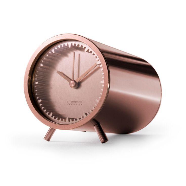 Minimalist Clocks by LEFF Amsterdam | Inspiration Grid | Design Inspiration