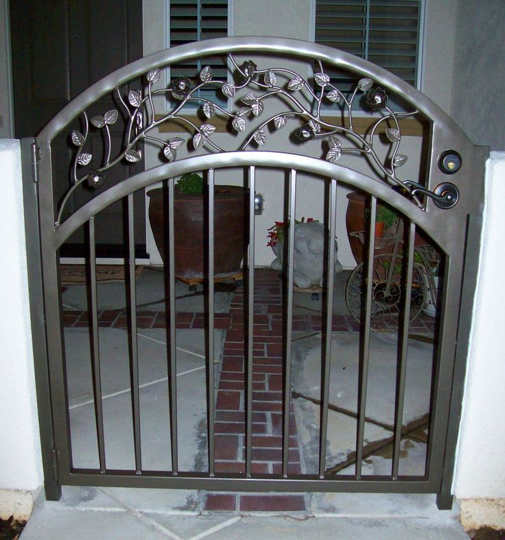 Patio Door Security Gates | Patio Sliding Security Doors
