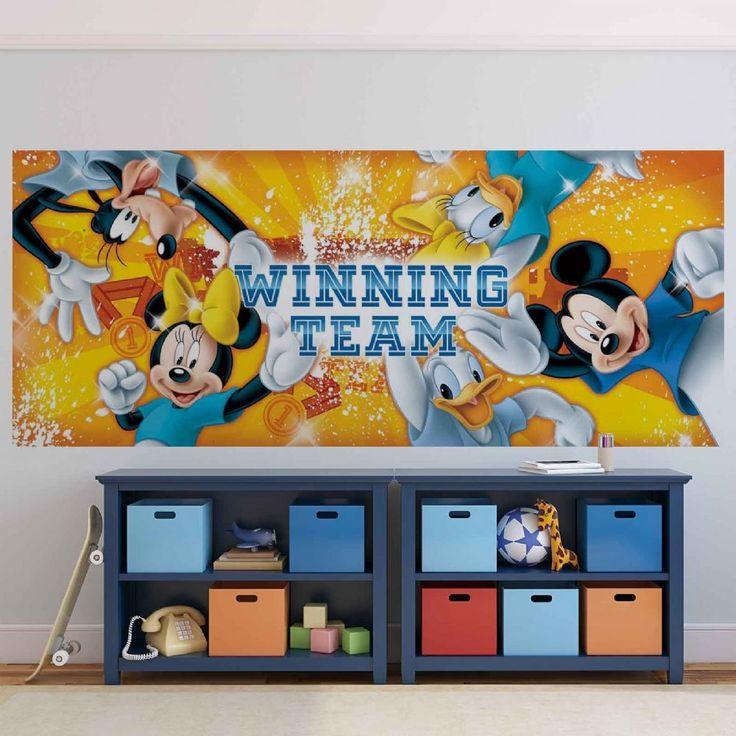 Types Of Wallpaper Coverings: Best 25+ Disney Wall Murals Ideas On Pinterest