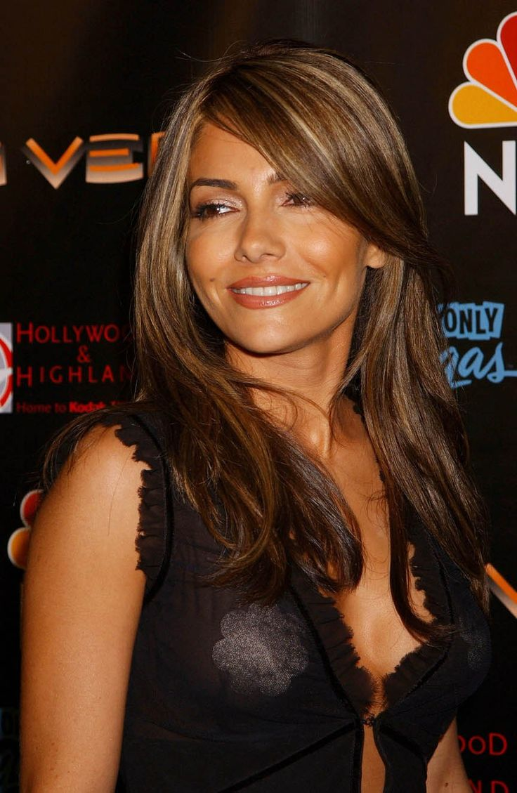 Vanessa Marcil Hairstyles Pictures - Fashionista Trends