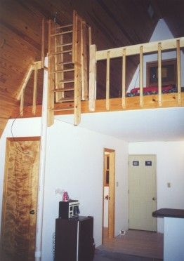 Delightful Has Some Information On Locating Attic Ladders That Can Be Utilized In A  Modular Home With An Attic.