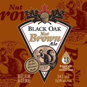Black Oak Nut Brown Ale  @Wvrst