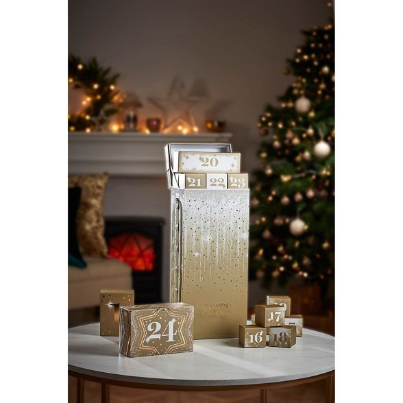 Yankee Candle Tower Advent Calendar Gift Set Debenhams 60 00
