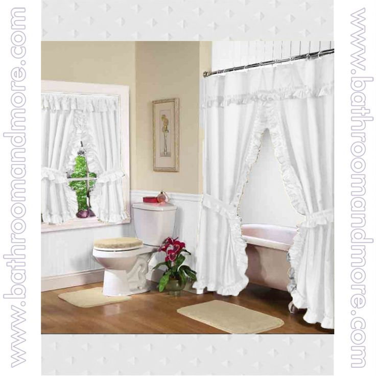 1000 Ideas About Double Window Curtains On Pinterest Window Curtain Rods Double Curtains And