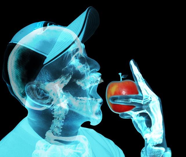 Healthy food for healthy bones.