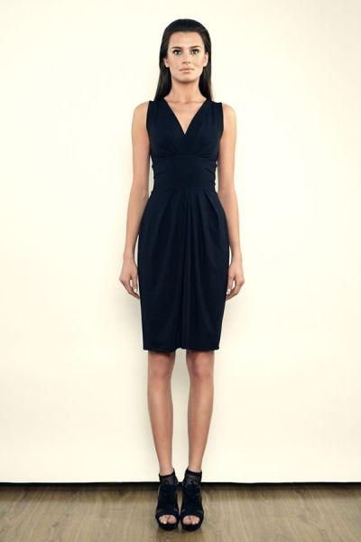 Pamela 2 - Black - sukienka