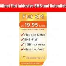 Vodafone oder O2 Allnet Flat , SMS Flat, Internetflat,Datenflat,ab 19,95,-