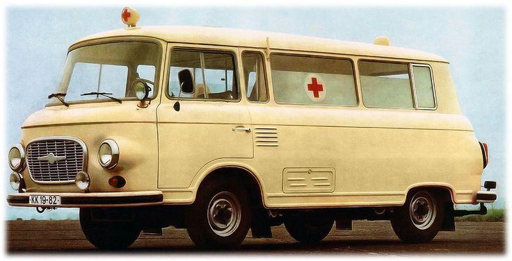 Krankenwagen B1000