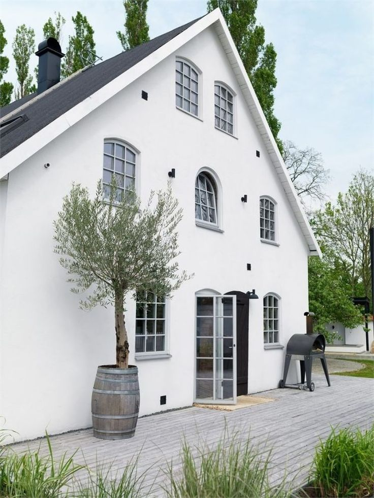 A Beautiful Swedish Country Home With Historic Elements