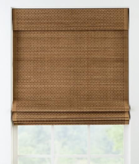 Best 25 Bamboo Roman Shades Ideas On Pinterest Bamboo