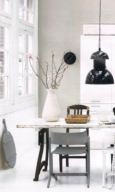 17 beste idee n over klein appartement wonen op pinterest for Spiegel boven bed
