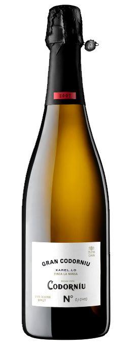 Cava Gran Codorniu Gran Reserva Xarel.lo Brut 2007 entre los 10 mejores vinos espumosos del mundo http://www.vinetur.com/2013121914170/cava-gran-codorniu-gran-reserva-xarello-brut-2007-entre-los-10-mejores-vinos-espumosos-del-mundo.html
