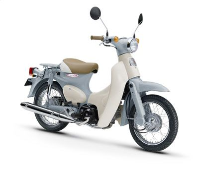 1997 Honda C100 Super Cub. The bike that put much of the world on wheels ...
