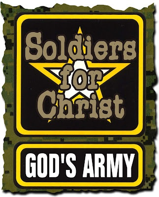 """""""AMBASSADOR FOR JESUS"""": """"His camp is very great."""" † click on picture †"""
