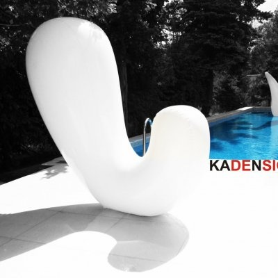 Hi, This Is A New Inflatable Furniture From Kadensign.