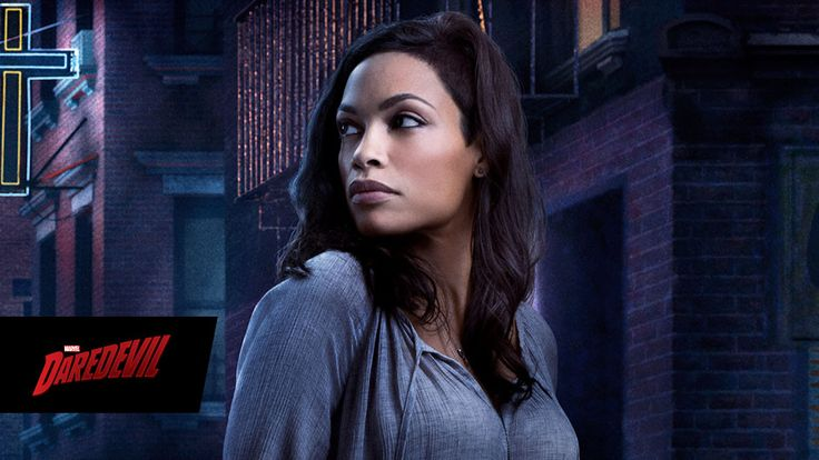 Rosario Dawson set to return in second season of Marvel's Daredevil