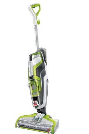 Everyone know that Bissell is a world leader in vacuum technology. Now you can afford this all in one multi surface wet vacuum cleaner at 50% off. This is real value for money.