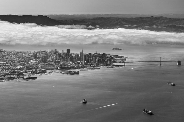 San Francisco From Above | Flickr: Intercambio de fotos