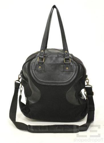 lululemon black satchel bag ebay workout wear