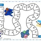 This game can be played by a couple of children.  You will need a couple of game pieces and some dice. I like to use the little rockets and space s...