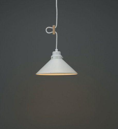 後藤照明/アンティーク風ペンダント【GLF-3291(60Wクリアー球付)/トルトーザ(アルミP5セード白塗装)】