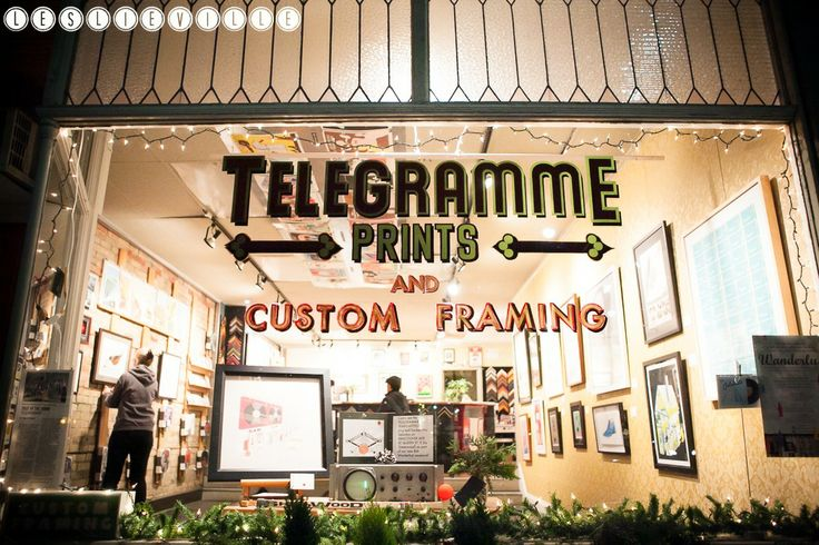 Telegramme Prints-framing prints, poster art, gig posters. Serious original talent with a variety of high-quality framing options.