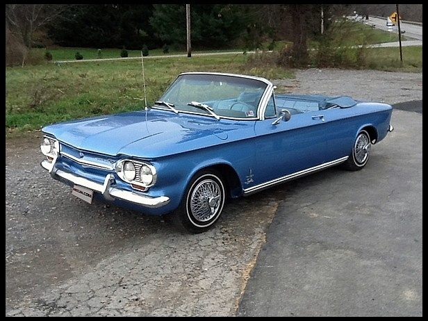 IMCDb.org: 1964 Chevrolet Corvair Monza Convertible [967] in ...