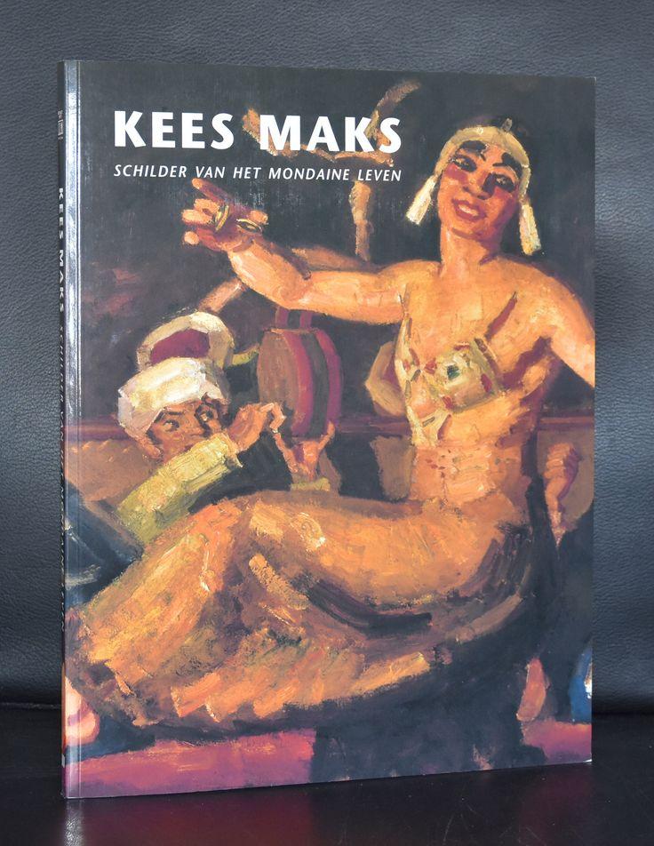 Kunsthal Rotterdam, Wim Pijbes # KEES MAKS # 2001, mint-