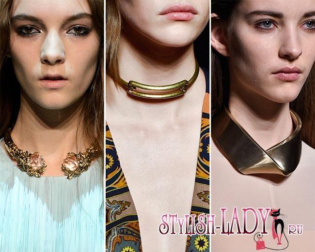 черное ожерелье на шее кожаное или у мода 2016 - Поиск в Google