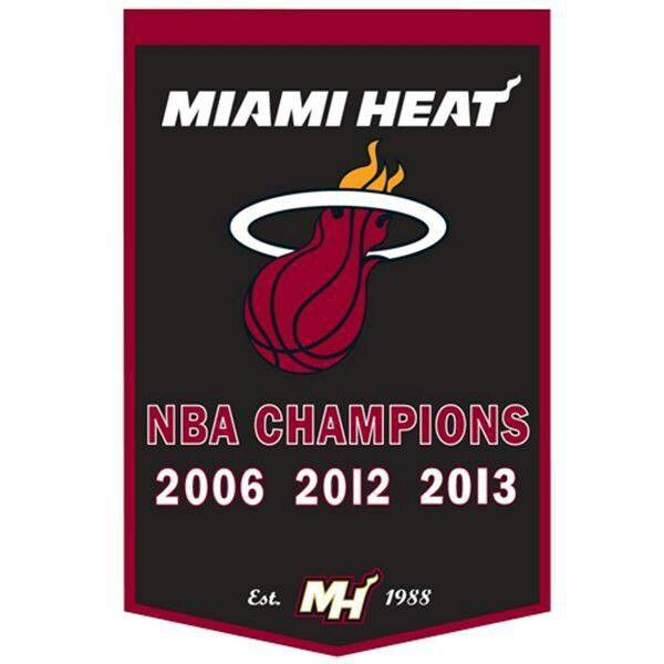 Congratulations to the Miami Heat!!!