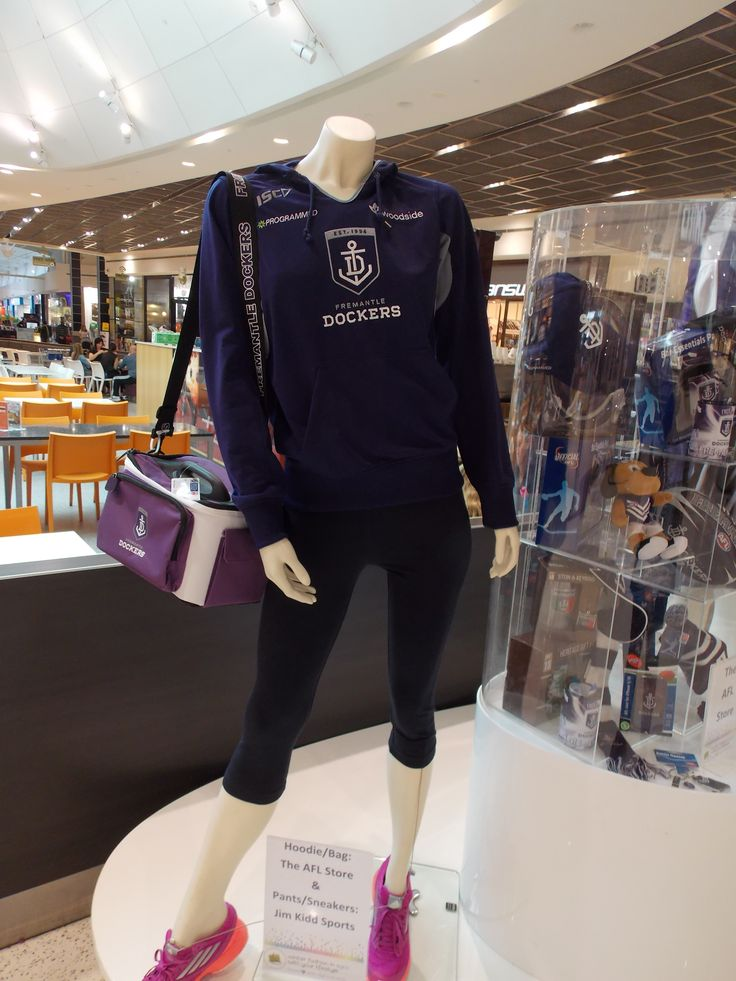 Support Freo this Grand Final with merchandise from The AFL Store- September 2013.