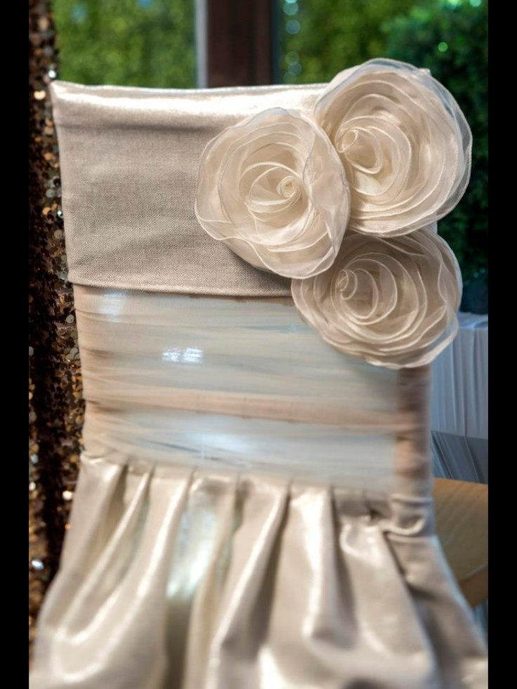 10 Images About Chair Sashes And Chair Covers On