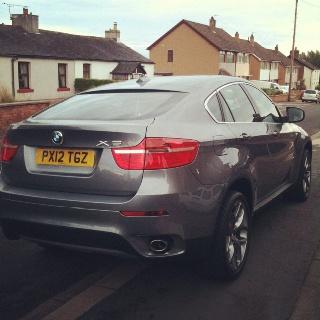 BMW X6 M 4.0L TDi
