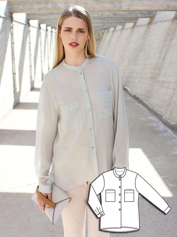Minimal Chic: 9 New Sewing Patterns – Sewing Blog | BurdaStyle.com