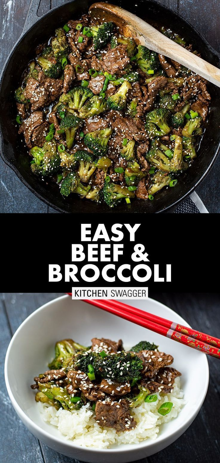 Beef And Broccoli Recipe Kitchen Swagger Broccoli Recipes Broccoli Beef Easy Beef And Broccoli
