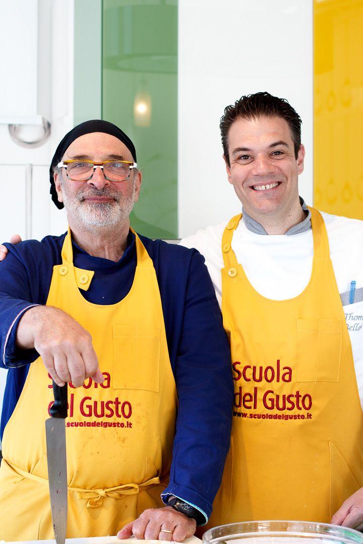 Andy Luotto & Thomas Bellomo